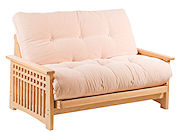 lotus 2 seater futon
