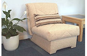 gainsborough aztec 76 chair bed