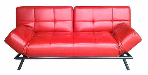 red leather sofa bed sofabed | 501 x 254 · 17 kB · jpeg