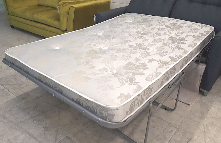 sofa bed sprung mattress