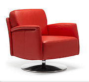 rom zoe swivel chair